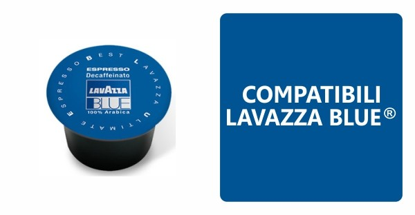 compatibili lavazza blue lollo